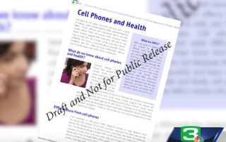 Cell Phones and Health